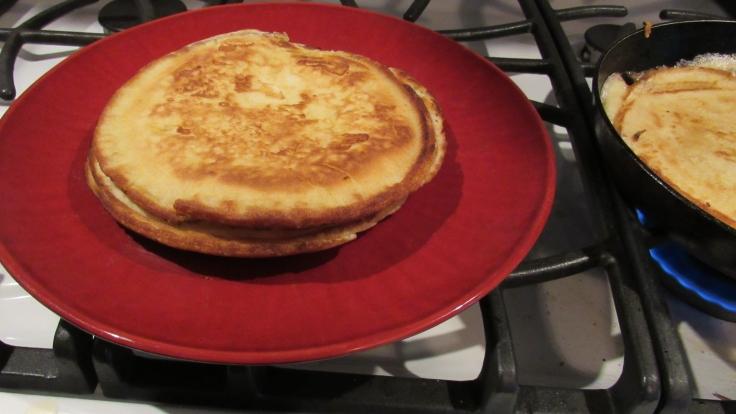 Easy Pancakes--Ayetonia.com